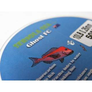 Seriola Sea Ghost Fluorocarbon Fishing Line