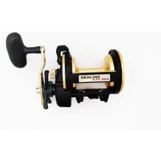 Daiwa Sealine SLX50SHA high speed overhead reel