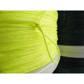 Seriola Sea Nanobraid 1000m Fluorescent Yellow  8 strand braided fishing line