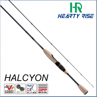 HR Halcyon 782L light spinning rod